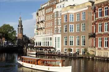 beste hotell i amsterdam