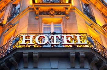 disse hotellene anbefaler vi i paris