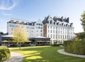 hotell for julebord i aberdeen