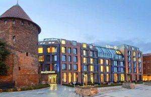 hotell for julebord i gdansk