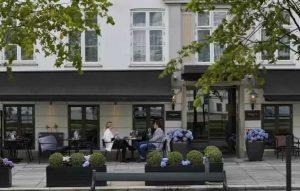 hotell for julebord i københavn