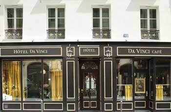 romantisk hotell i paris