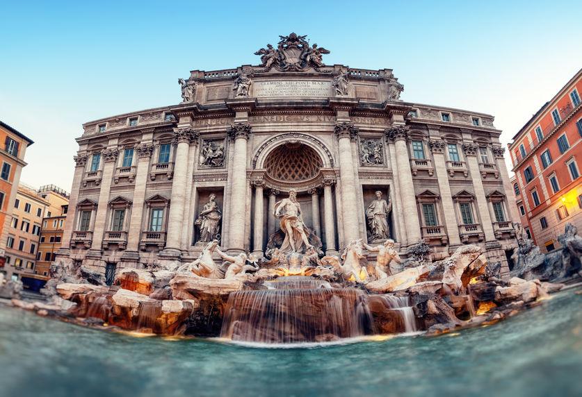 topp 10 hotell i roma