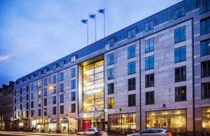 topp hotell for julebord med jobben i københavn