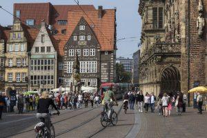 Altstadt i bremen