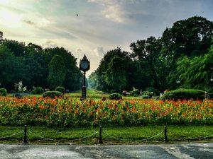 Cismigiu parken i bucuresti