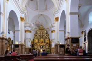 Iglesia de Nuestra Señora de la Encarnación kirken i marbella
