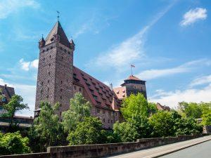 kaiserburg i nurnberg