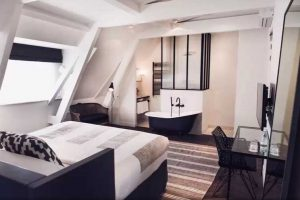 Morgan & Mees boutique hotell i amsterdam