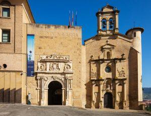 Museo de Navarra i Pamplona