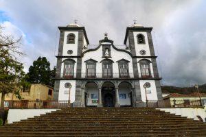 Nossa Senhora do Monte kirken i funchal