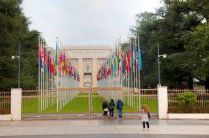 Palais des Nations geneve