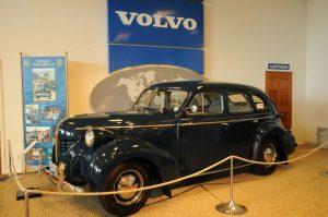 Volvo Museum gøteborg
