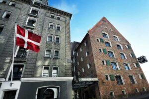 beste hotell i københavn - 71 nyhavn hotel