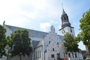 budolfi kirken i aalborg