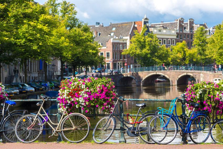 her bør du bo på hotell i amsterdam