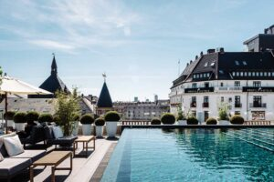 luksushotell i københavn - nimb hotel