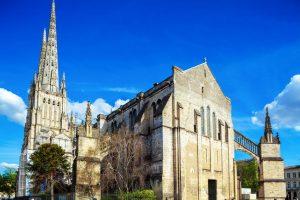 Cathédrale Saint-André - katedralen i bordeaux