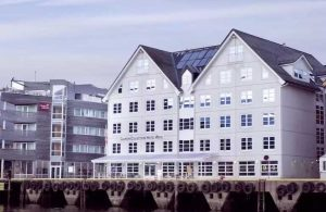 Clarion Collection Hotel With - hotell ved havna i tromsø