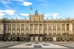Det Kongelige Palass i Madrid