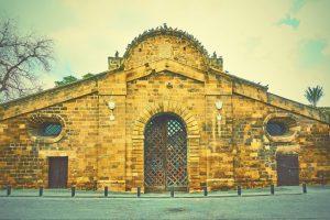 Famagusta porten i nikosia