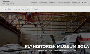 Flyhistorisk Museum