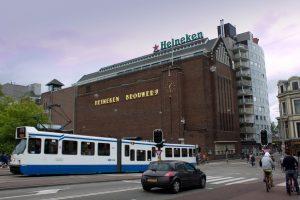 Heineken Experience i amsterdam