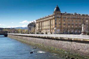 Hotel Maria Cristina i san sebastian