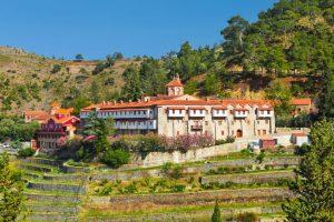 Machairas-klosteret