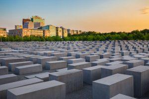 Minnesmerket over Europas myrdete jøder i berlin