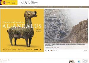 Museo Arqueologico Nacional - arkeologisk museum i madrid