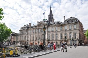 Palais Rohan i strasbourg