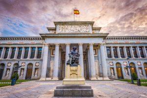 Prado Museum i madrid