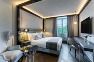 Room Mate Gorka - anbefalt hotell i san sebastian