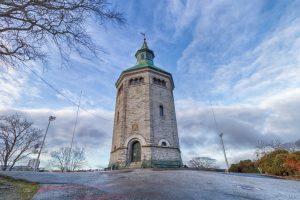 Valbergtårnet kjent severdighet i stavanger