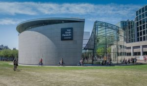 Van Gogh Museum i amsterdam