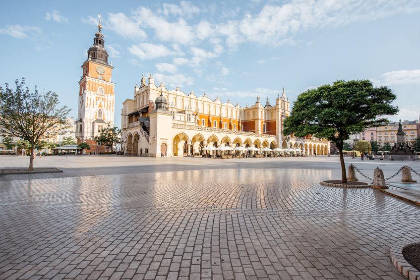 aktiviteter i krakow besøke markedsghallen