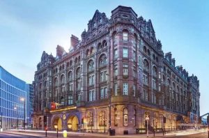 anbefalte hotell i manchester - The Midland Manchester