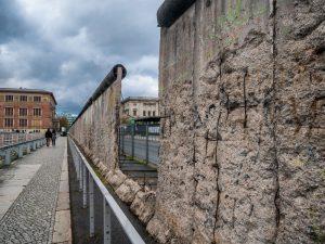 berlinmuren minnesmerke