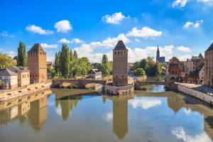 festingen Barrage Vauban i strasbourg