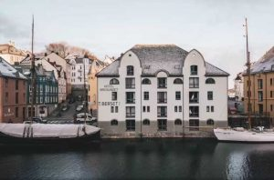 hotel brosundet - ålesund