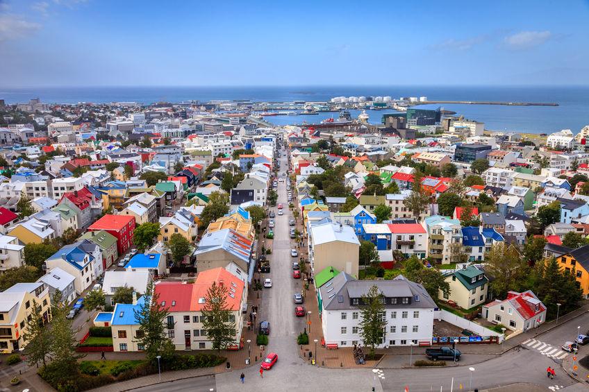 hotell i reykjavik