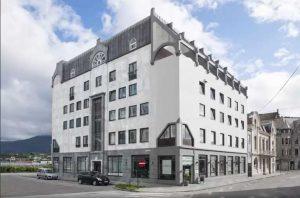 hotell i sentrum av ålesund - First Hotel Atlantica