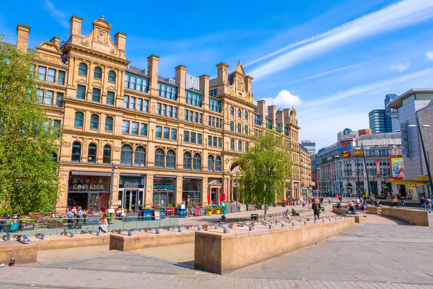 hotell manchester