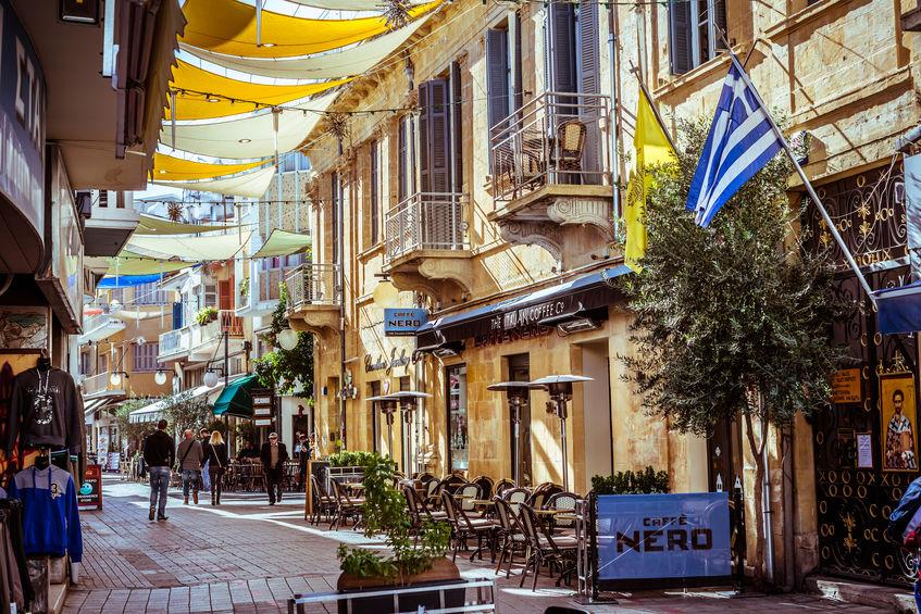 nikosia på kypros