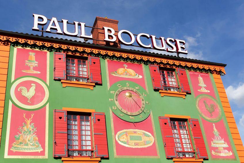 paul bocuse restaurant i lyon