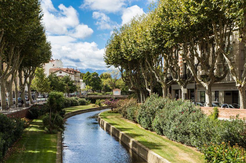 reise til Perpignan