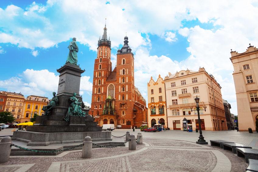 ting å gjøre i krakow