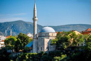Koski Mehmed Paša Moskeen i mostar