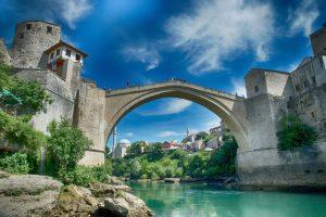 stari most broen i mostar